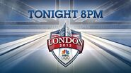 NBC Sports' The Games Of The 30th Summer Olympics - Primetime Video Promo For Thursday Night, August 9, 2012