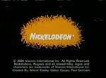 Nickelodeon Production Rugrats 2000