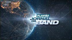 Plantão Jornal da Band 2016