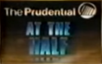 The Prudential At The Half 1987 1989 official