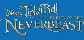 Tinker Bell and the Legend of the NeverBeast logo