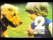 WCBS-TV Dog and Boy Station ID