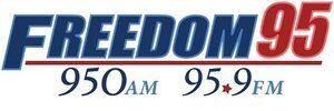 WXLW-WFDM freedom95 logo