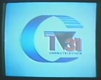 CTV 31 (Cinema Television) Logo ID 1993