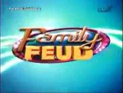 Family Feud Philippines Red w Lights
