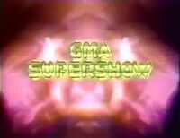 GMA Supershow title card