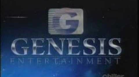 "Genesis Entertainment Logo (1989) ""Long Version"""