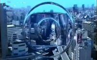 Globo japao 2001