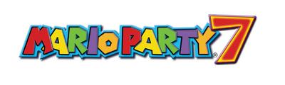 Mario Party 7 Logo