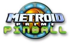 Metroid Prime Pinball logo