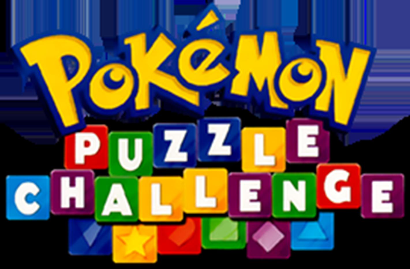 Pokemon Puzzle Challenge logo