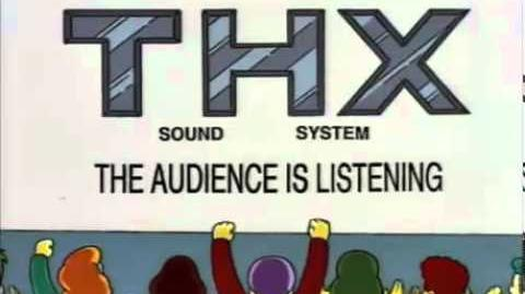 THX Sound Test (Parody by Simpsons)