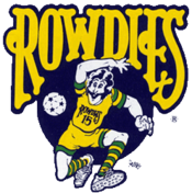 Tampa Bay Rowdies logo (1975-1984)