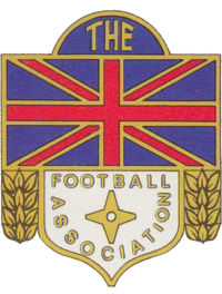 The Football Association 19xx-1980 logo