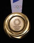Tokyo2020 medalGoldRe