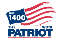 WDTK The Patriot 1400 AM