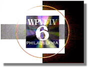WPVI-TV's Channel 6 Video ID From Late 1993