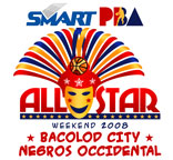2008 PBA All-Star Game logo