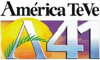 AMERICA-TEVE WJAN 41