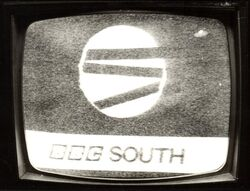BBC 1 South late 1960s