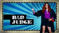 Bad Judge title card