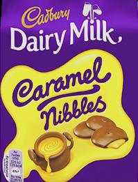Cadbury Caramel Nibbles 2014
