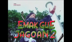 Emak Gue Jagoan season 2