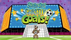 Ghastly Goals title card