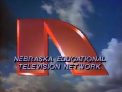 Nebraska ETV Network Logo 1990-2