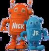 Nick Jr. Plush Robots