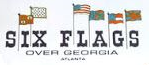 Six Flags Over Georgia Logo 2