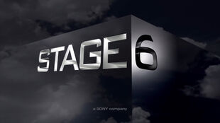 Stage 6 Logo (2009) with the Sony Byline