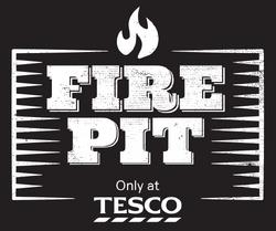 Tesco Fire Pit