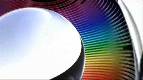 Vinheta Rede Globo Inter-Programas 2008 Versão 2 em HDTV