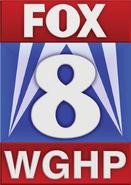 WGHP Fox 8 2019 logo