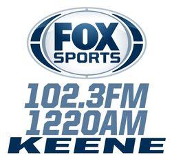 WZBK Fox Sports Keene 102.3 FM 1220 AM