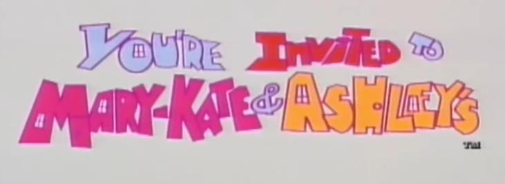 You Re Invited To Mary Kate Ashley S Logopedia Fandom Powered