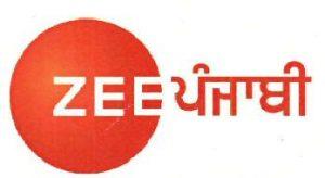 Zee Punjabi 2019 Logo