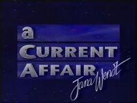 A Current Affair 1992
