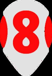 Canal Ocho San Juan (Logo 2018)