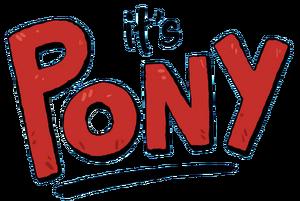 It's Pony final logo