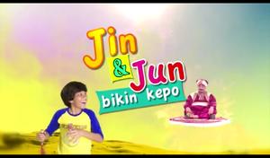 Jin dan jun bikin kepo