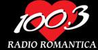 KBRG 1003 Radio Romantica logo