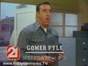 KTXA Gomer Pyle 1981 Promo