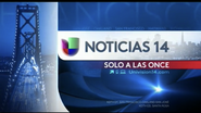 Kdtv noticias univision 14 11pm package 2013