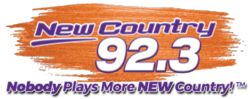 New Country 92.3 WIL-FM