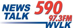News Talk AM 590 97.3 FM WVLK
