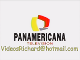 Panamericana Television ID July-September 2009