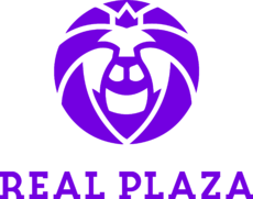 Real Plaza logo 2019