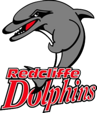 Redcliffe dolphins logo